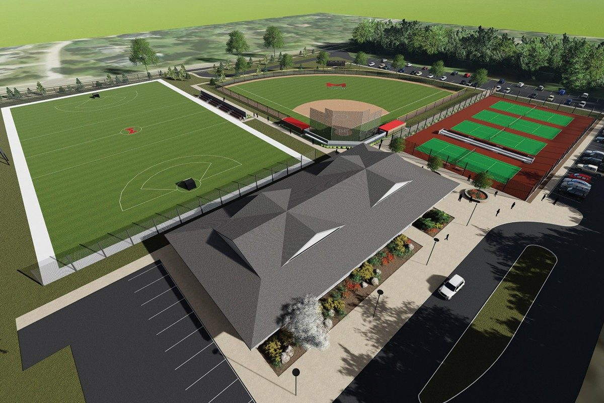 FUTURE SAINTS TO COMPETE AT STATE-OF-THE-ART ATHLETIC COMPLEX