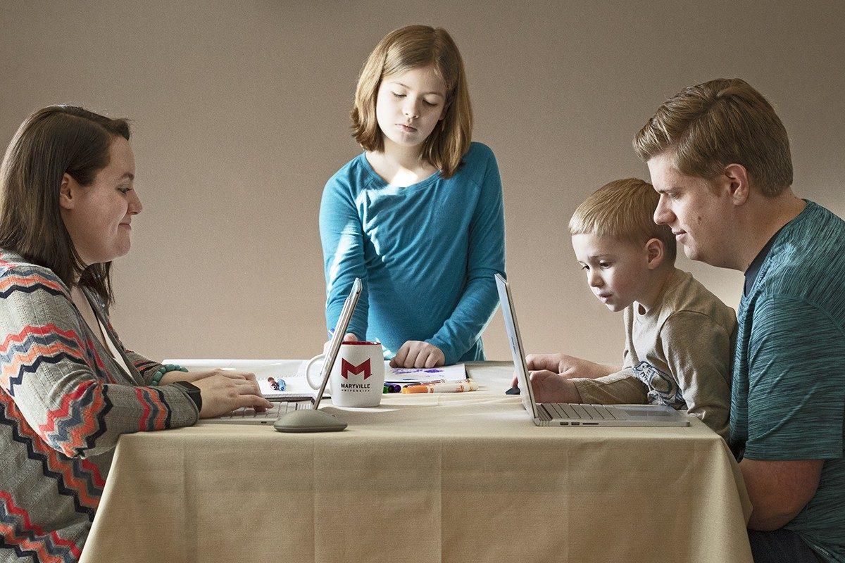 EDUCATION IS A FAMILY AFFAIR