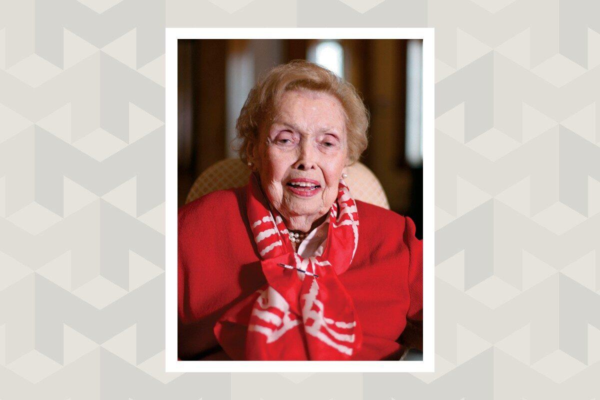 Remembering Rosemary O'Neil (1923–2020)