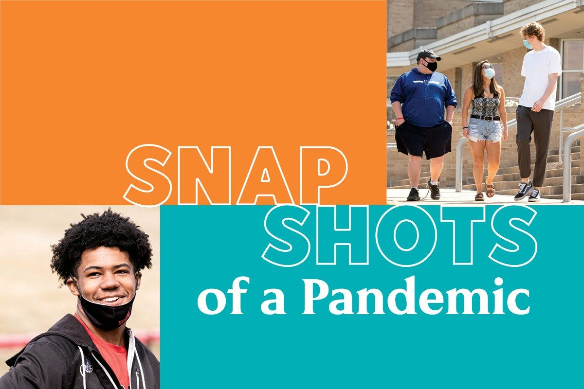 Snapshots of a Pandemic